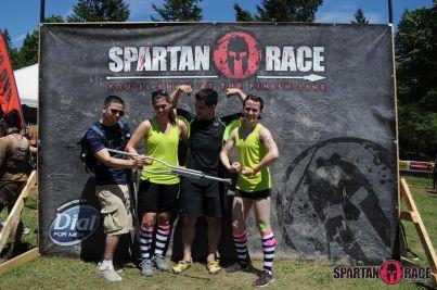 Group Pre-Race