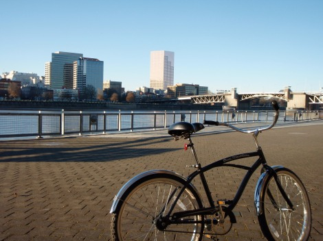 Bike Rentals in Portland, OR