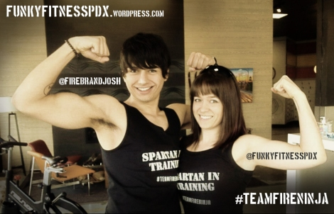 Follow our Spartan Training