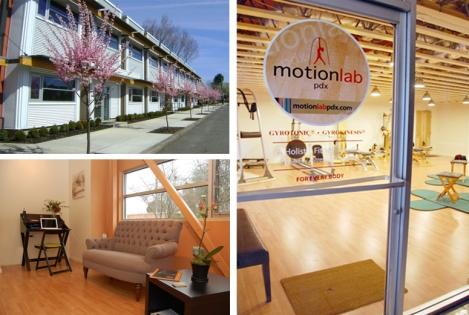 Motionlab PDX studio
