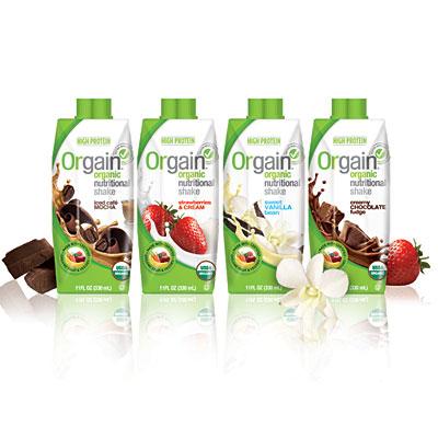 Orgain-Flavors