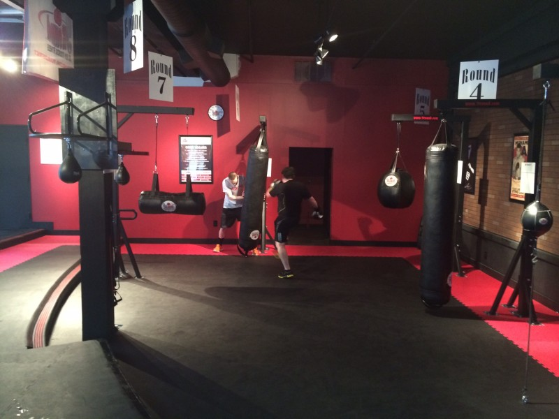 Gym Review 9round Pdx Funky Fitness Pdx