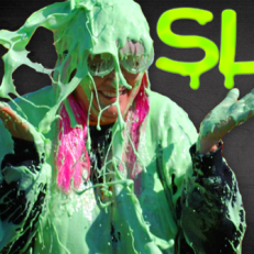 I wanted to be SLIMED!